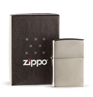 Zippo Benzinfeuerzeug - LandingPage1 -
