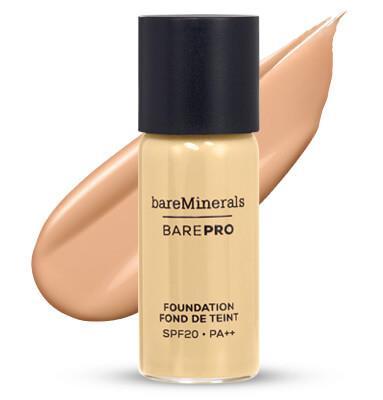 bareMinerals BAREPRO Liquid Foundation 3 ml
